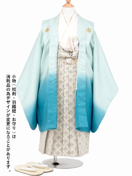 空色のグラデーション/七五三・五歳男の子・袴